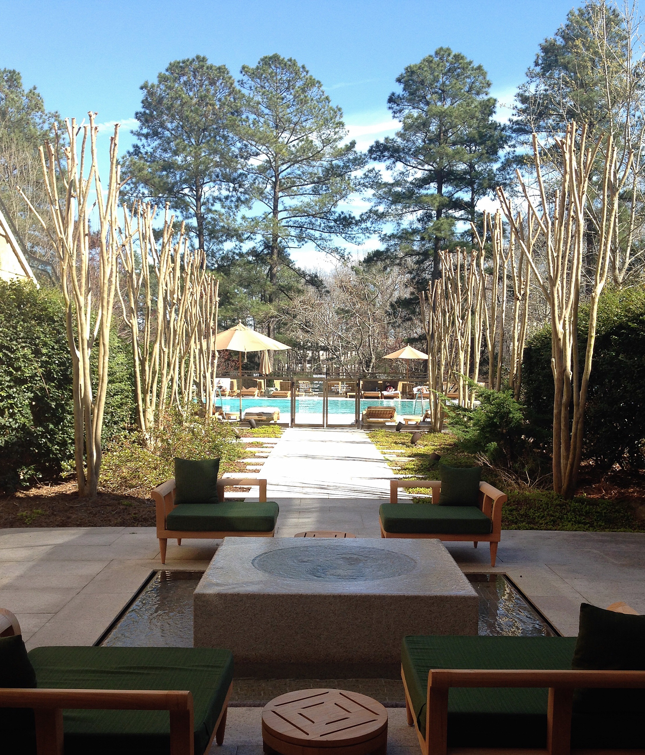 the umstead hotel and spa in cary north carolina. Black Bedroom Furniture Sets. Home Design Ideas